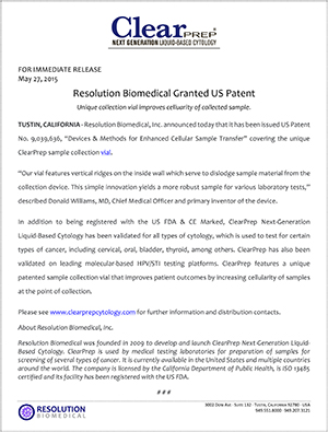 Press-Release-2015-05-27-Vial-Patent-img